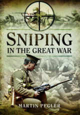 Omslag - Sniping in the Great War