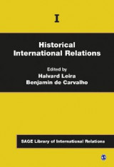 Omslag - Historical International Relations