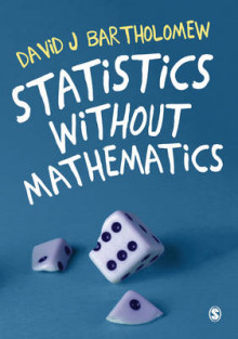 Statistics without Mathematics av David J. Bartholomew (Innbundet)