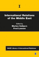 Omslag - International Relations of the Middle East