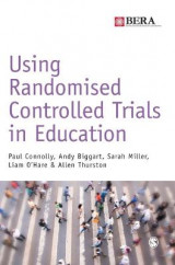 Omslag - Using Randomised Controlled Trials in Education