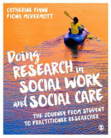 Omslag - Doing Research in Social Work and Social Care