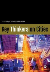 Omslag - Key Thinkers on Cities