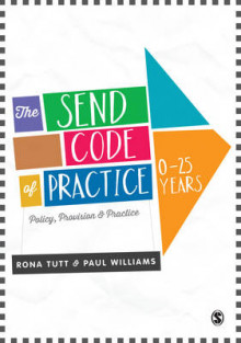 The SEND Code of Practice 0-25 Years av Rona Tutt og Paul Williams (Innbundet)