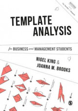 Omslag - Template Analysis for Business and Management Students