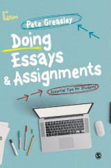 Omslag - Doing Essays and Assignments