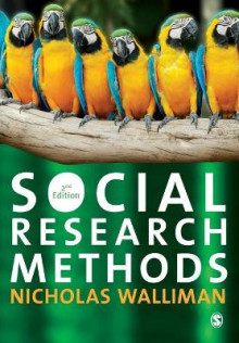 Social Research Methods av Nicholas Walliman (Heftet)