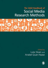 Omslag - The SAGE Handbook of Social Media Research Methods