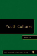 Omslag - Youth Cultures