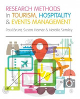 Omslag - Research Methods in Tourism, Hospitality and Events Management