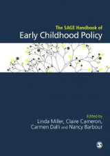Omslag - The SAGE Handbook of Early Childhood Policy