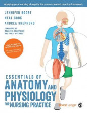 Essentials of Anatomy and Physiology for Nursing Practice av Jennifer Boore, Neal Cook og Andrea Shepherd (Blandet mediaprodukt)