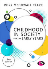 Omslag - Childhood in Society for the Early Years