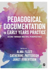 Omslag - Pedagogical Documentation in Early Years Practice