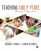 Omslag - Teaching Early Years