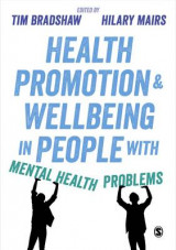 Omslag - Health Promotion and Wellbeing in People with Mental Health Problems