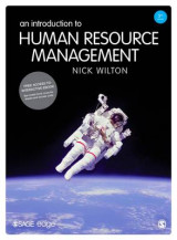 Omslag - An Introduction to Human Resource Management