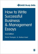 Omslag - How to Write Successful Business and Management Essays