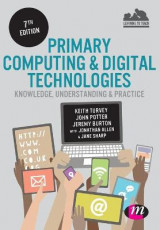 Omslag - Primary Computing and Digital Technologies: Knowledge, Understanding and Practice