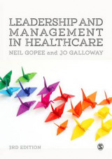 Omslag - Leadership and Management in Healthcare