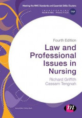 Omslag - Law and Professional Issues in Nursing