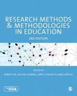 Omslag - Research Methods and Methodologies in Education