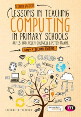 Omslag - Lessons in Teaching Computing in Primary Schools