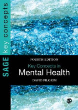 Omslag - Key Concepts in Mental Health
