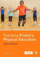 Omslag - Teaching Primary Physical Education
