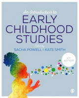 Omslag - An Introduction to Early Childhood Studies