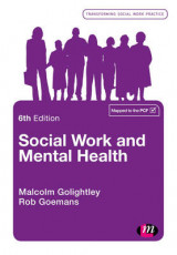 Omslag - Social Work and Mental Health