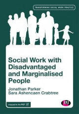 Omslag - Social Work with Disadvantaged and Marginalised People
