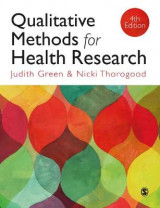 Omslag - Qualitative Methods for Health Research