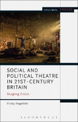 Omslag - Social and Political Theatre in 21st-Century Britain