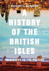 Omslag - A History of the British Isles