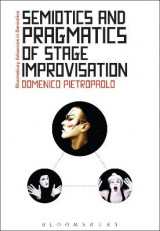 Omslag - Semiotics and Pragmatics of Stage Improvisation