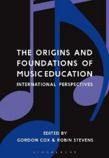 Omslag - The Origins and Foundations of Music Education