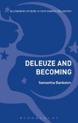 Omslag - Deleuze and Becoming