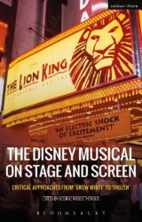 Omslag - The Disney Musical on Stage and Screen