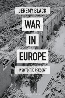 War in Europe av Professor Jeremy Black (Heftet)