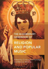 Omslag - The Bloomsbury Handbook of Religion and Popular Music