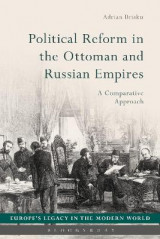 Omslag - Political Reform in the Ottoman and Russian Empires