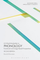 Omslag - A Critical Introduction to Phonology