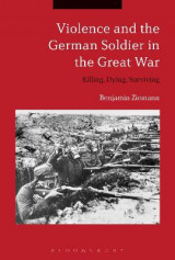 Omslag - Violence and the German Soldier in the Great War