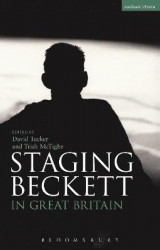 Omslag - Staging Beckett in Great Britain