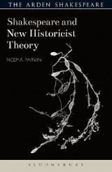 Omslag - Shakespeare and New Historicist Theory