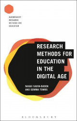Omslag - Research Methods for Education in the Digital Age