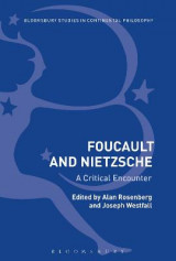 Omslag - Foucault and Nietzsche