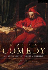 Omslag - Reader in Comedy