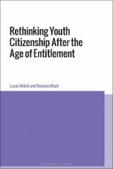 Omslag - Rethinking Youth Citizenship After the Age of Entitlement